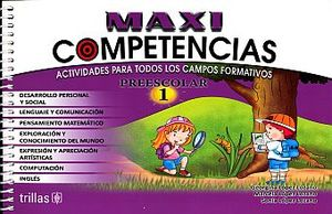MAXI COMPETENCIAS 1. PREESCOLAR