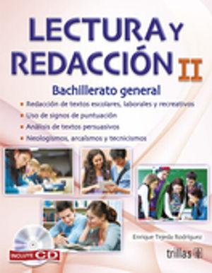 COMPETENCIAS EN LECTURA Y REDACCION II. BACHILLERATO / 2 ED. (INCLUYE CD)
