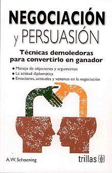 NEGOCIACION Y PERSUACION