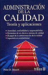 ADMINISTRACION DE LA CALIDAD