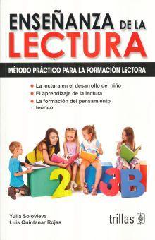 ENSEÑANZA DE LA LECTURA METODO PRACTICO PARA LA FORMACION LECTORA / 3 ED.