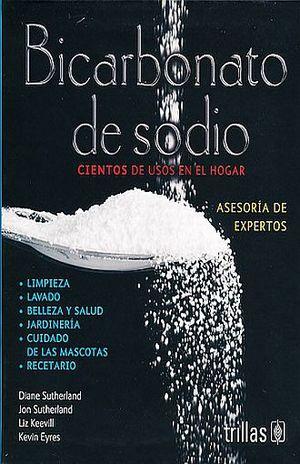 BICARBONATO DE SODIO. CIENTOS DE USOS EN EL HOGAR