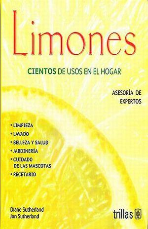 LIMONES. CIENTOS DE USOS EN EL HOGAR