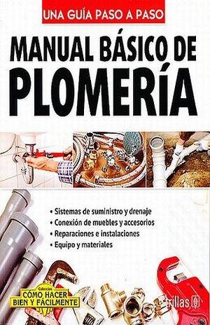 MANUAL BASICO DE PLOMERIA