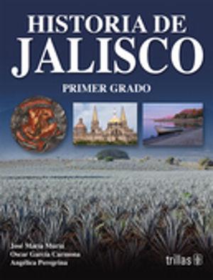 HISTORIA DE JALISCO 1. SECUNDARIA