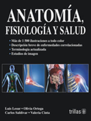 ANATOMIA FISIOLOGIA Y SALUD / 2 ED.