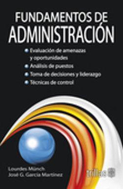FUNDAMENTOS DE ADMINISTRACION / 11 ED.
