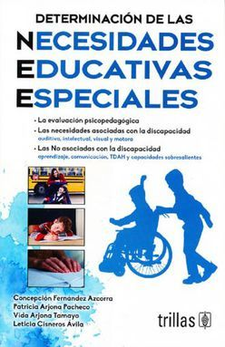 DETERMINACION DE LAS NECESIDADES EDUCATIVAS ESPECIALES / 2 ED.
