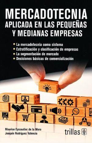 MERCADOTECNIA APLICADA EN LAS PEQUEÑAS Y MEDIANAS EMPRESAS