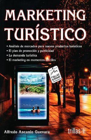 MARKETING TURISTICO / 2 ED.