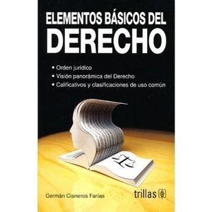 ELEMENTOS BASICOS DEL DERECHO
