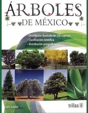 ARBOLES DE MEXICO / PD.