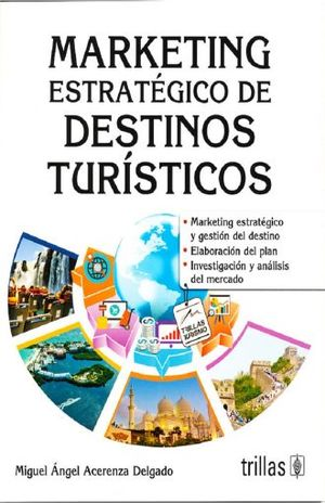 MARKETING ESTRATEGICO DE DESTINOS TURISTICOS