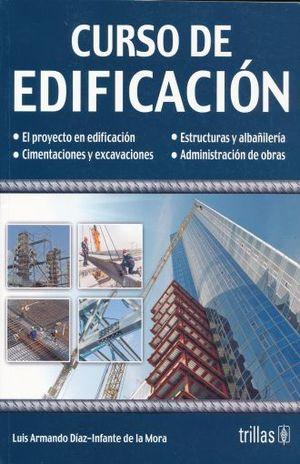 CURSO DE EDIFICACION / 3 ED.