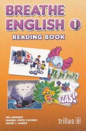BREATHE ENGLISH 1. READING BOOK SECUNDARIA