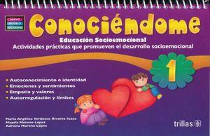 CONOCIENDOME 1 / 2 ED.