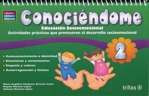 CONOCIENDOME 2 / 2 ED.