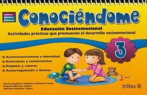CONOCIENDOME 3 / 2 ED.