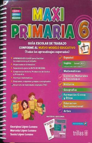 MAXI PRIMARIA 6