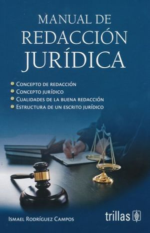 MANUAL DE REDACCION JURIDICA / 2 ED.