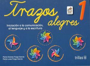 TRAZOS ALEGRES 1 / 4 ED.