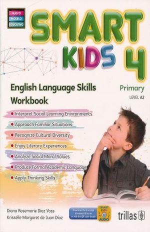 SMART KIDS 4. WORKBOOK