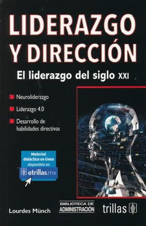 LIDERAZGO Y DIRECCION / 4 ED.