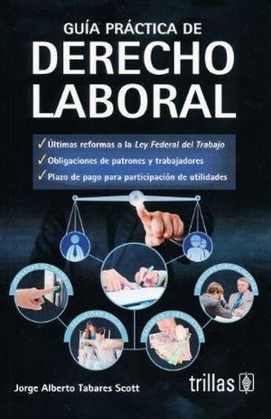GUIA PRACTICA DE DERECHO LABORAL / 3 ED.