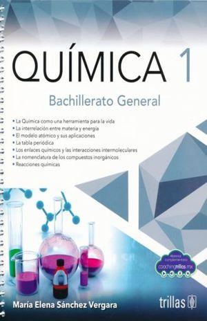 QUIMICA 1 BACHILLERATO / 2 ED.