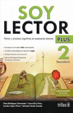 SOY LECTOR PLUS 2. SECUNDARIA