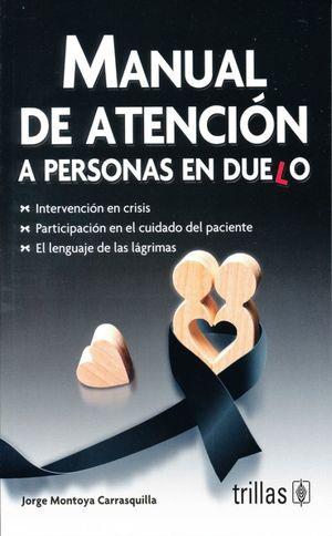 MANUAL DE ATENCION A PERSONAS EN DUELO