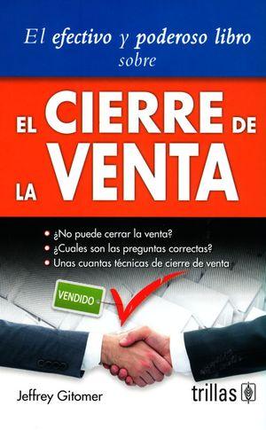 CIERRE DE LA VENTA, EL