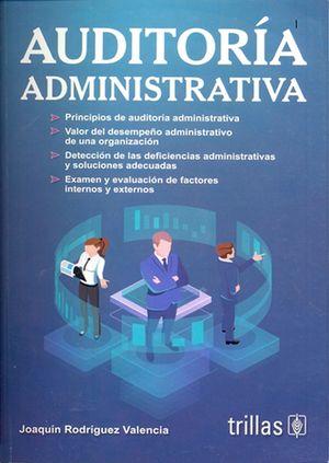 Auditoría administrativa / 10 ed.