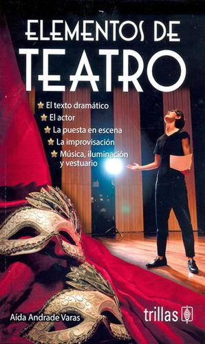 Elementos de teatro / 3 ed.
