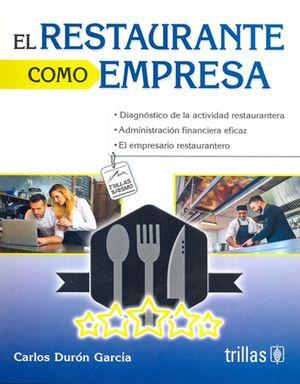 El restaurante como empresa