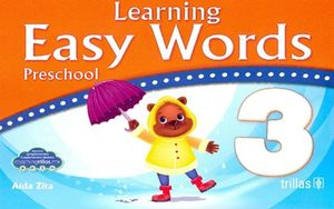 Learning Easy Words 3. Preschool / 4 ed.