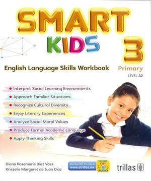 Smart kids 3. Primaria / 2 ed.