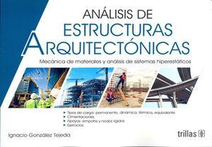 Ánalisis de estructuras arquitectónicas / 2 ed.