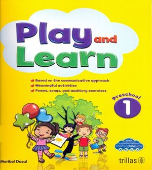 Play and Learn 1. Preschool coach / 3 ed.