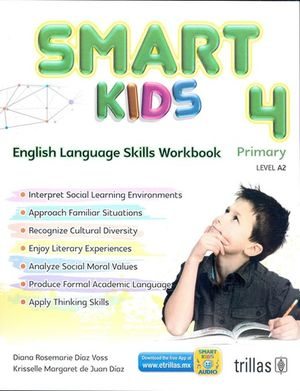 Smart kids 4. Primaria / 2 ed.