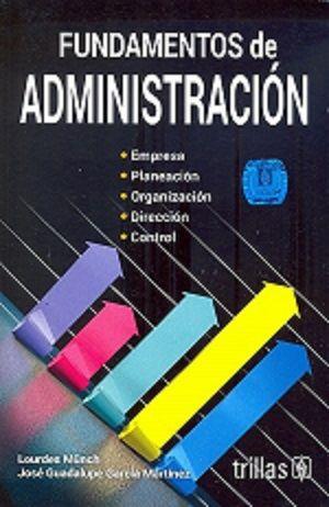 Fundamentos de administración / 14 ed.