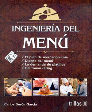 Ingeniería del menú / 3 ed.