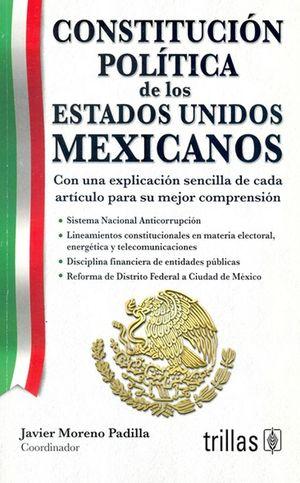 Constitución Política de los Estados Unidos Mexicanos / 30 ed.