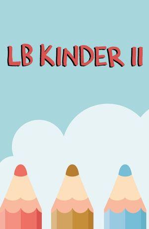Paquete kinder 1. Colegio Luz Bringas