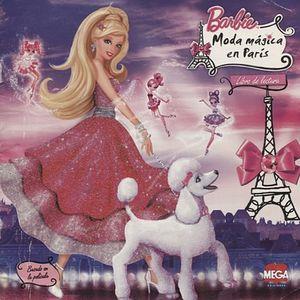 BARBIE MODA MAGICA EN PARIS. LECTURA