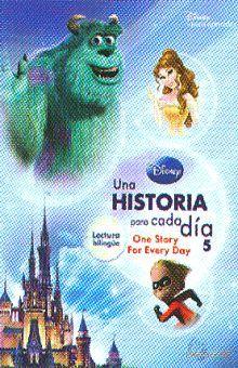 COL. UNA HISTORIA PARA CADA DIA (6 TITULOS DIFERENTES) / LECTURA BILINGUE