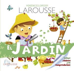MINIENCICLOPEDIA LAROUSSE. EL JARDIN  / PD.