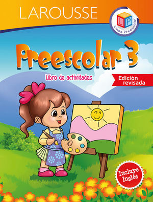 PREESCOLAR 3 LIBRO DE ACTIVIDADES