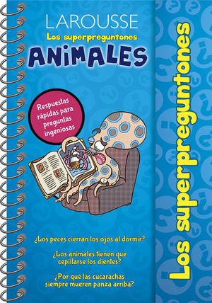 ANIMALES / LOS SUPERPREGUNTONES / PD.