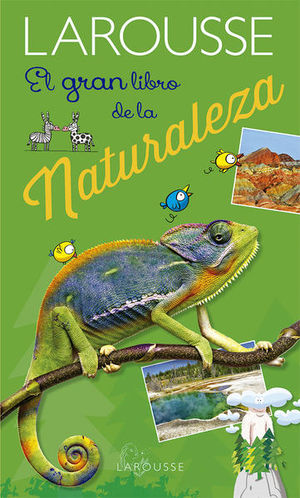 El gran libro de la naturaleza / pd.